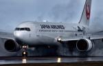 カヤノユウイチさんが、出雲空港で撮影した日本航空 767-346/ERの航空フォト(飛行機 写真・画像)