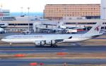 羽田空港 - Tokyo International Airport [HND/RJTT]で撮影されたカタールアミリフライト - Qatar Amiri Flight [QAF]の航空機写真