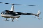 Chofu Spotter Ariaさんが、東京ヘリポートで撮影した日本法人所有 R44 Ravenの航空フォト(飛行機 写真・画像)