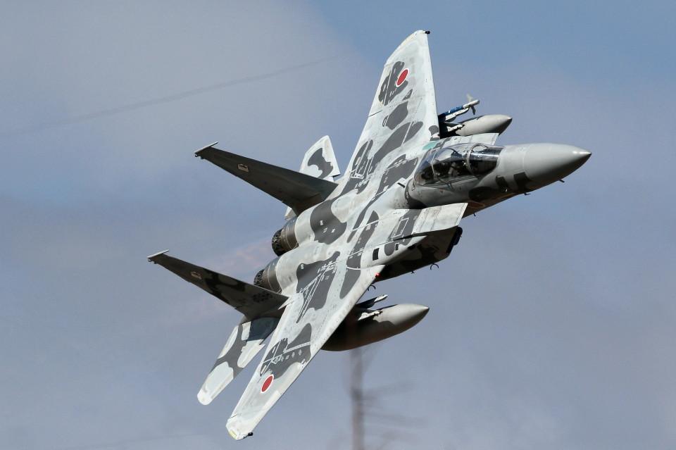 take_2014さんの航空自衛隊 Mitsubishi F-15DJ Eagle (92-8098) 航空フォト