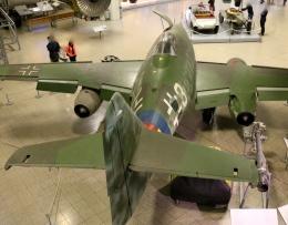 yokopen2さんが、ミュンヘン博物館で撮影したメッサーシュミット Me 262 Schwalbeの航空フォト(飛行機 写真・画像)