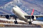 函館空港 - Hakodate Airport [HKD/RJCH]で撮影されたトランスアジア航空 - TransAsia Airways [GE/TNA]の航空機写真