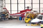 tsubasa0624さんが、横浜ヘリポートで撮影した横浜市消防航空隊 SA365C1 Dauphin 2の航空フォト(飛行機 写真・画像)