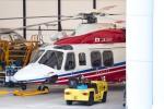 tsubasa0624さんが、横浜ヘリポートで撮影した横浜市消防航空隊 AW139の航空フォト(写真)
