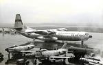 rjccさんが、千歳飛行場で撮影した米 空軍 C-133 Cargomasterの航空フォト(写真)