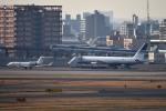 tsubasa0624さんが、羽田空港で撮影したプリビレッジ・スタイル 767-35D/ERの航空フォト(飛行機 写真・画像)