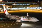 パンダさんが、成田国際空港で撮影したニューギニア航空 737-8BKの航空フォト(写真)