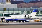 Dojalanaさんが、函館空港で撮影した中国個人所有 Challenger 600の航空フォト(写真)