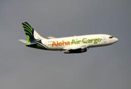 JRF spotterさんが、ダニエル・K・イノウエ国際空港で撮影したアロハ・エア・カーゴ 737-2X6C/Advの航空フォト(飛行機 写真・画像)