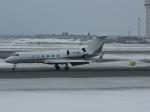 北の熊さんが、新千歳空港で撮影したBellawings Jet  G350/G450の航空フォト(写真)