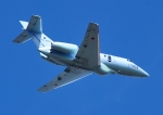 じーく。さんが、茨城空港で撮影した航空自衛隊 U-125A(Hawker 800)の航空フォト(飛行機 写真・画像)