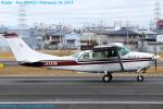 Chofu Spotter Ariaさんが、八尾空港で撮影した朝日航空 TU206G Turbo Stationair 6の航空フォト(飛行機 写真・画像)