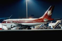フジコンさんが、羽田空港で撮影したカタールアミリフライト A310-304の航空フォト(飛行機 写真・画像)