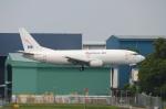 RUSSIANSKIさんが、シンガポール・チャンギ国際空港で撮影したネプチューン・エア 737-3S3(QC)の航空フォト(写真)