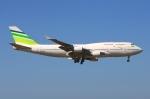 RUSSIANSKIさんが、クアラルンプール国際空港で撮影したフライナス 747-428Mの航空フォト(写真)