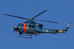 Scotchさんが、岐阜基地で撮影した岐阜県警察 412EPの航空フォト(写真)