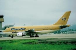 たろりんさんが、仙台空港で撮影したパシフィック・エアラインズ (〜2008/5) A310-324の航空フォト(飛行機 写真・画像)