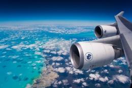 うまやどのおいるさんが、ホセ・マルティ国際空港で撮影したエールフランス航空 747-4B3Mの航空フォト(飛行機 写真・画像)