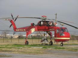 ゴンタさんが、ウィリアム・P・ホビー空港で撮影したSiller Helicopters Incの航空フォト(飛行機 写真・画像)