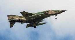 zephyrさんが、札幌飛行場で撮影した航空自衛隊 RF-4E Phantom IIの航空フォト(飛行機 写真・画像)
