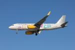 taka777さんが、パリ オルリー空港で撮影したブエリング航空 A320-232の航空フォト(写真)