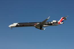 taka777さんが、パリ オルリー空港で撮影したエールフランス・オップ! CL-600-2E25 Regional Jet CRJ-1000の航空フォト(飛行機 写真・画像)
