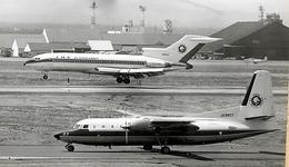 rjccさんが、千歳飛行場で撮影した全日空 F27-224 Friendshipの航空フォト(飛行機 写真・画像)