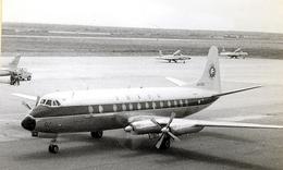 rjccさんが、千歳飛行場で撮影した全日空 828 Viscountの航空フォト(飛行機 写真・画像)