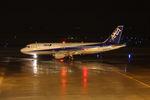はるさんが、山口宇部空港で撮影した全日空 A320-211の航空フォト(写真)