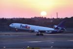 tsubasa0624さんが、成田国際空港で撮影したフェデックス・エクスプレス MD-11Fの航空フォト(写真)