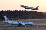 tsubasa0624さんが、成田国際空港で撮影したジェットスター・ジャパン A320-232の航空フォト(飛行機 写真・画像)