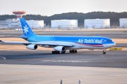 tsubasa0624さんが、成田国際空港で撮影したエア・タヒチ・ヌイ A340-313Xの航空フォト(飛行機 写真・画像)