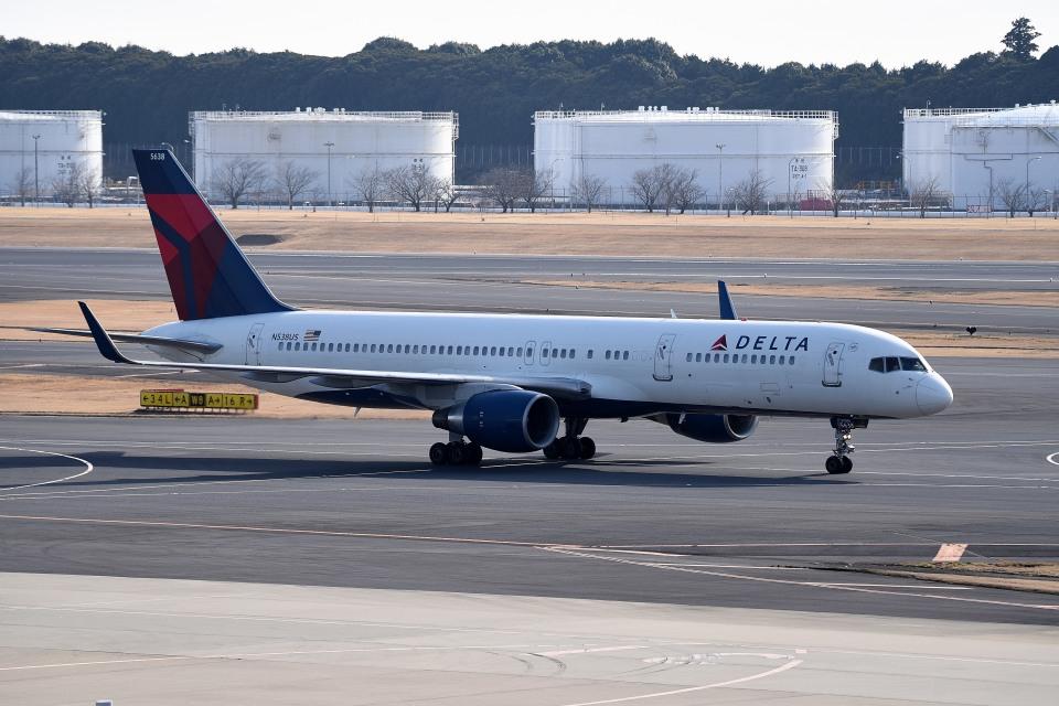 tsubasa0624さんのデルタ航空 Boeing 757-200 (N538US) 航空フォト