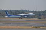 アルビレオさんが、成田国際空港で撮影した全日空 767-381/ERの航空フォト(写真)