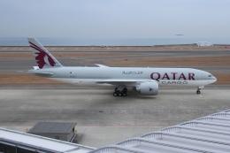 航空フォト:A7-BFA カタール航空カーゴ 777-200
