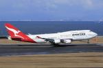 中部国際空港 - Chubu Centrair International Airport [NGO/RJGG]で撮影されたカンタス航空 - Qantas Airways [QF/QFA]の航空機写真