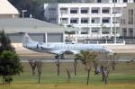 まいけるさんが、ドンムアン空港で撮影したタイ王国海軍 ERJ-135LRの航空フォト(写真)