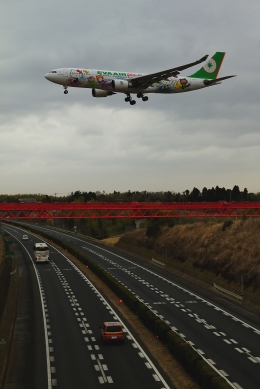 RUNDY!さんが、成田国際空港で撮影したエバー航空 A330-203の航空フォト(飛行機 写真・画像)