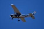tsubasa0624さんが、横田基地で撮影したヨコタ・アエロ・クラブ 172M Skyhawkの航空フォト(飛行機 写真・画像)