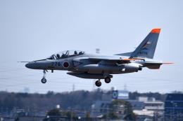 tsubasa0624さんが、入間飛行場で撮影した航空自衛隊 T-4の航空フォト(写真)