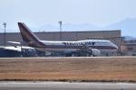 tsubasa0624さんが、横田基地で撮影したカリッタ エア 747-446(BCF)の航空フォト(飛行機 写真・画像)