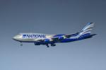 パンダさんが、成田国際空港で撮影したナショナル・エア・カーゴ 747-428(BCF)の航空フォト(写真)