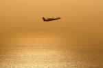 おにYさんが、松山空港で撮影したANAウイングス DHC-8-402Q Dash 8の航空フォト(写真)