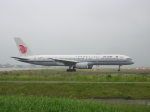 kumagorouさんが、仙台空港で撮影した中国国際航空 757-2Z0の航空フォト(飛行機 写真・画像)
