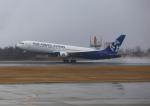 ふじいあきらさんが、広島空港で撮影したアジア・アトランティック・エアラインズ 767-322/ERの航空フォト(写真)