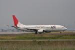 kumagorouさんが、仙台空港で撮影したJALエクスプレス 737-846の航空フォト(写真)