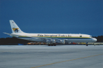 kumagorouさんが、仙台空港で撮影したパラオ・インターナショナル・トレーダーズ DC-8-55CF Jet Traderの航空フォト(飛行機 写真・画像)