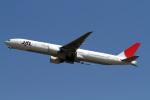 A-Chanさんが、成田国際空港で撮影した日本航空 777-346/ERの航空フォト(写真)