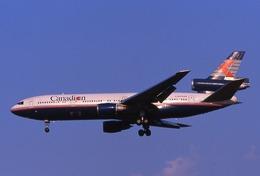 CASH FLOWさんが、成田国際空港で撮影したカナディアン航空 DC-10-30/ERの航空フォト(飛行機 写真・画像)