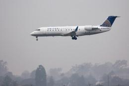 xingyeさんが、ロサンゼルス国際空港で撮影したスカイウエスト・エアラインズ CL-600-2B19 Regional Jet CRJ-200LRの航空フォト(飛行機 写真・画像)